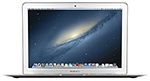 "Apple MacBook Air MD760LL/B 13.3"" Laptop 1.4MHz/128GB Core i5 (Refurbished) with MS Office 2016 THUMBNAIL"