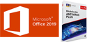 Microsoft Office 2019 Pro Plus w/AntiVirus (Student Download) WINDOWS