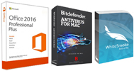 Microsoft Office 2016 For MAC w/AntiVirus & Grammar Bundle (Faculty/Staff Download) MAC.