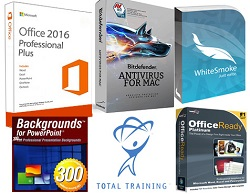Microsoft Office 2016 For Mac Ultimate Essentials Bundle (Student Download) MAC