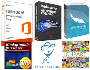 Microsoft Office 2016 For Mac Ultimate Essentials Bundle (Faculty/Staff Download) MAC LARGE