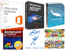 Microsoft Office 2016 For Mac Ultimate Essentials Bundle (Faculty/Staff Download) MAC
