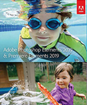 Adobe Photoshop Elements 2019 & Premiere Elements 2019  (Back-Up DVD) - <i>What's this?</i>_THUMBNAIL