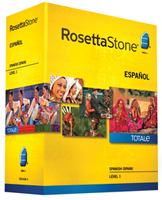 Rosetta Stone Spanish Spain Level 1-3 Set DOWNLOAD - MAC