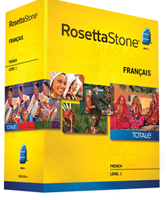 Rosetta Stone French Level 1-3 Set DOWNLOAD - WINDOWS
