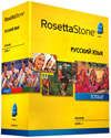 Rosetta Stone Russian Level 1 DOWNLOAD - MAC