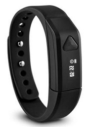 Ematic Wireless Activity Tracker (Black)