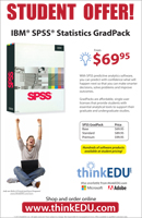 SPSS GradPack Poster