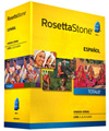 Rosetta Stone Spanish Spain Level 1-5 Set DOWNLOAD - WIN