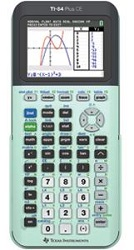 Texas Instruments TI-84 Plus CE Graphing Calculator (Mint) (On Sale!)