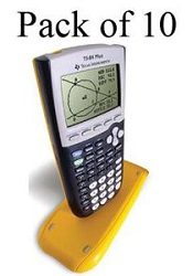 Texas Instruments TI-84 Plus Graphics Calculator Teacher's Kit LARGE