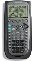 Texas Instruments TI-89 Titanium Graphics Calculator (On Sale!) LARGE