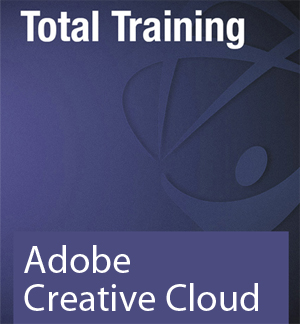 Total Training Online for Adobe Creative Cloud - 60 Day Access