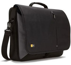 "Case Logic Carrying Case Messenger Bag for 17"" Notebooks LARGE"