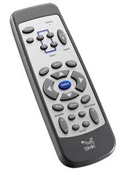 SMK-Link VP3720 Universal Projector Remote Control LARGE