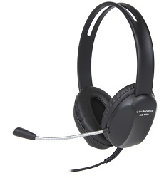 Cyber Acoustics AC-4000 Stereo Headset LARGE