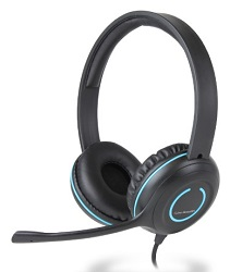 Cyber Acoustics AC-5008 USB Stereo Headset