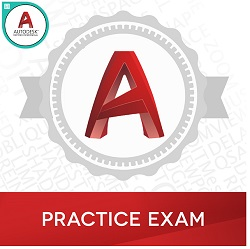 Summit L&T AutoCAD Certified User: Practice Exam (20+) LARGE