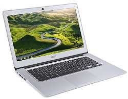 "Acer Chromebook 14 CB3 14"" Intel Celeron Dual-Core 4GB RAM 16GB ChromeBook LARGE"