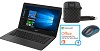 "Acer Aspire One Cloudbook 11.6"" LCD Intel Celeron 4GB Notebook PC with Windows 10 Pro Student Bundle"