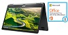 "Acer Aspire R5-571TG 15.6"" Touchscreen Intel Core i5 8GB RAM 4-in-1 Notebook PC with MS Office 2016"