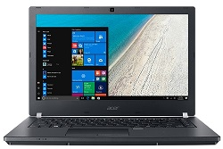 "Acer TravelMate P449 14"" Intel Core i5 8GB RAM 256GB SSD Notebook PC with Windows 10 Pro"