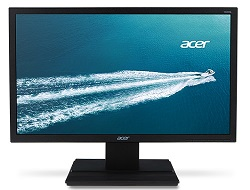 "Acer V226HQL 21.5"" LED LCD Full HD Monitor with DVI & VGA LARGE"