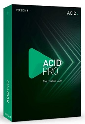 MAGIX Creative Software ACID Pro 9 (Download) LARGE