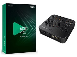 MAGIX Creative Software ACID Pro 9 DJ Mix Kit LARGE