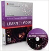 Adobe Press Adobe Premiere Pro CS6: Learn by Video: Core Training in Video Communication