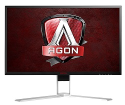 "AOC AGON AG271QX 27"" Adaptive-Sync Gaming Monitor (On Sale!)"