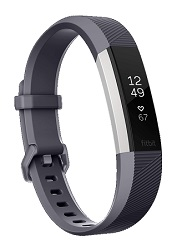 Fitbit Alta HR Smart Band (Blue Gray - Small)