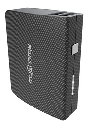 myCharge AmpMax 6000mAh Portable Charger with Built-In USB Ports