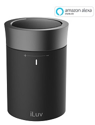 iLuv AudClick 2 Amazon Alexa Enabled Portable Bluetooth Wireless Speaker LARGE