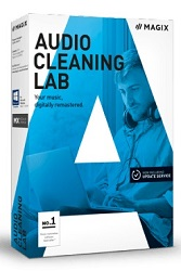 MAGIX Audio Cleaning Lab (Download)