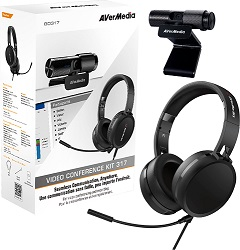 AVerMedia Video Conference Kit (On Sale!) LARGE