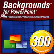 JMDesigns Backgrounds for PowerPoint - Disc 1