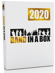 PG Music Band-in-a-Box Pro 2020 MegaPAK for Mac (Download) LARGE