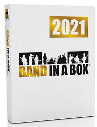 PG Music Band-in-a-Box Pro 2021 for Windows (Download) LARGE