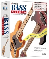 eMedia Bass Method Lessons (Download) LARGE