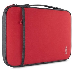 "Belkin Carrying Case for 11"" Devices (Red)"