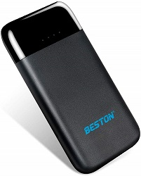BESTON 8000mAh Portable Charger for iPad/iPhone and Android Devices LARGE