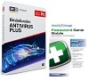 Bitdefender AntiVirus Plus 2019 with VPN for Windows & PasswordGenie Mobile 1-Year Sub (Download)