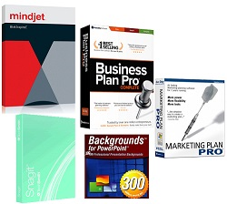 Mindjet MindManager Academic Business Major Bundle (Download)