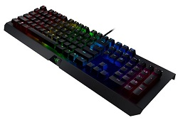 Razer BlackWidow X Chroma Gaming Keyboard