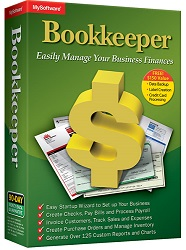 Avanquest Bookkeeper 17 for Windows (Download) LARGE