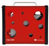 LocknCharge CarryOn 5-Tablet Ultra-Portable Charging Station (Red)