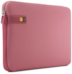 "Case Logic Impact Foam 13.3"" Laptop and MacBook Sleeve (Heather Rose)"