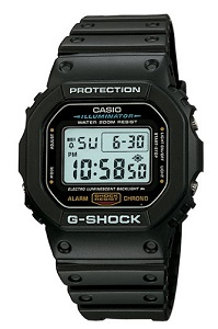 Casio DW5600E-1V G-Shock Wrist Watch LARGE