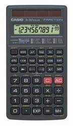 Casio FX260 Solar Scientific Calculator